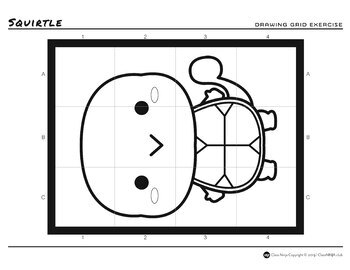 Learn To Draw Using a Grid