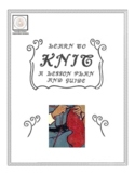 Learn To Knit: A Lesson Plan And Guide (Distance Learning)