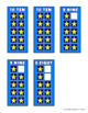 Build 10 Stars Math Game Cards Handheld Size