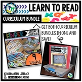 Learn To Read Curriculum Bundle