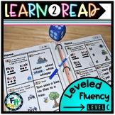 Learn To Read Leveled Fluency Pack (LEVEL C)