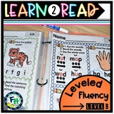 Learn To Read Leveled Fluency Pack (Level B)