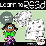 Reading Starter / SATPIN / CVC-CVCC