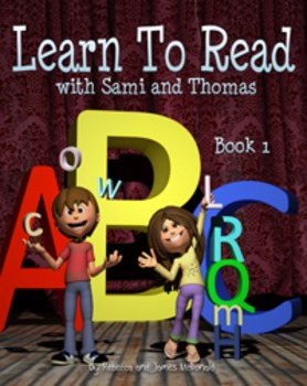 Learn To Read With Sami and Thomas-Beginning Reader-Pre-K,