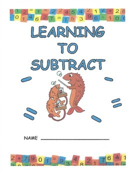 Learn To Subtract (first grade introduction)