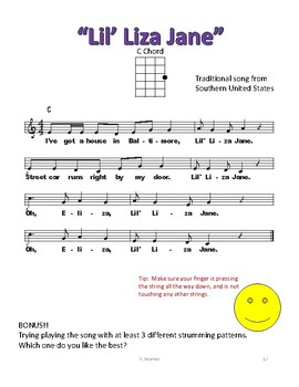 Learn Ukulele in The Elementary General Music Classroom