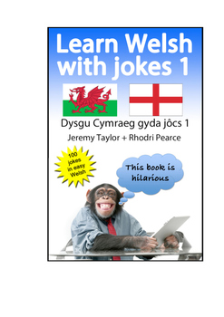 Learn Welsh With Jokes - sample