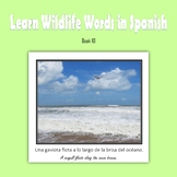 Learn Wildlife Words in Spanish, Book 10