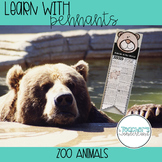 Learn With Pennants Zoo Animal Research