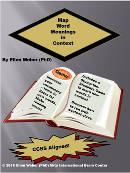 Learn Words in Context - Quiz and Games to Master CCSS