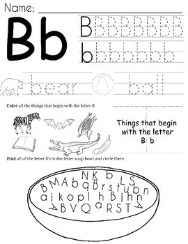 Learn Your ABC's