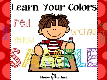Learn Your Colors