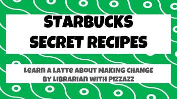 Starbucks Learn a Latte About Making Change