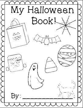 Learn-a-Lot Halloween Workbook