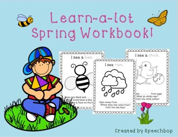 Learn-a-Lot Spring Workbook