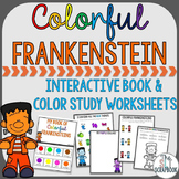 Learn about Colors- Interactive book and Worksheets- Color