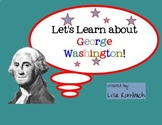 Learn about George Washington SmartBoard lesson primary grades