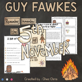 Culture Activities - Learn about Guy Fawkes