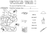 Learn about World War I