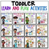 Learn and Play Activity Packs Growing Bundle-2/3 Year Old