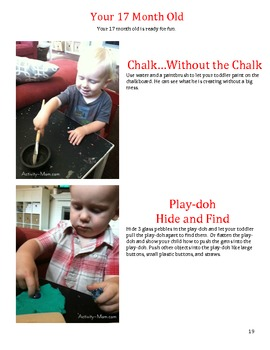 Learn and Play with Your Toddler eBook