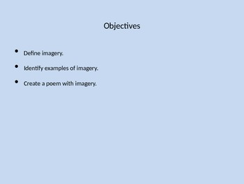 Learn and Practice Imagery and Figurative Language