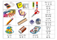 Learn and practice different stationery in Mandarin