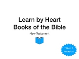 Learn by Heart Books of the Bible: New Testament