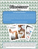 Learn dinosaur names coloring sheets