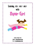 Learn /ir/ /er/ /ur/ with Super Girl