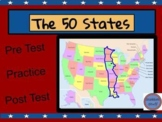 Learn the 50 States fast using MIMAL the Chef!!!