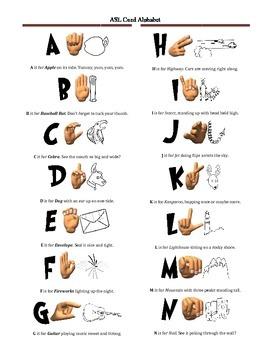 Learn the ASL Alphabet the Fun & Easy Way