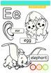 Learn the Alphabet: The letter 'e'