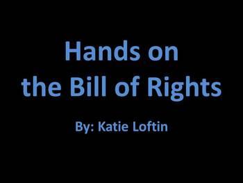 Learn the Amendments Bill of Rights Finger Tricks