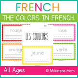 Learn the Colors in FRENCH