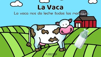 Learn the Names of the Animals of the Farm in Spanish! (Presentation with Q&A)