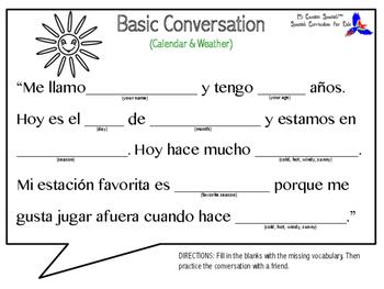Learn the Seasons in Spanish!