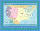 Learn the Time Zones of the United States Worksheet & Map Work