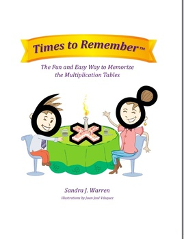 Learn the Times Tables with Times To Remember: Resource Book Samples
