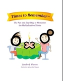 Learn the Times Tables with Times To Remember: Resource Bo