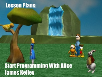 Learn the basics of Programming using the Alice Programmin