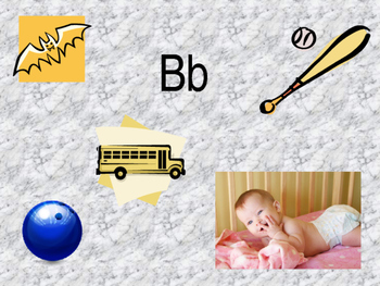 Learn the sound for /Bb/