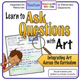 Ask Questions with Art