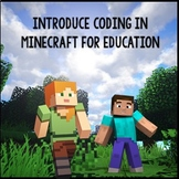 Learn to Code in Minecraft Education Edition (EASY!!)