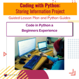 Learn to Code with Python Lesson Plan
