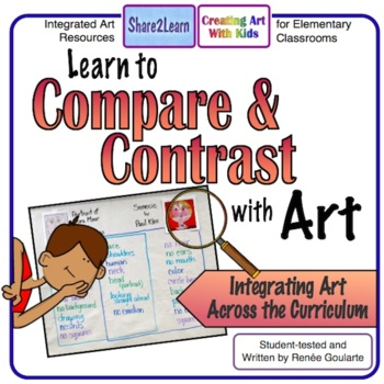 Compare and Contrast with Art