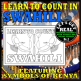 SWAHILI: Learn to Count in Swahili