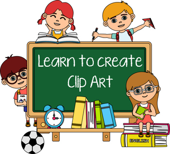 Learn to Create Clip Art