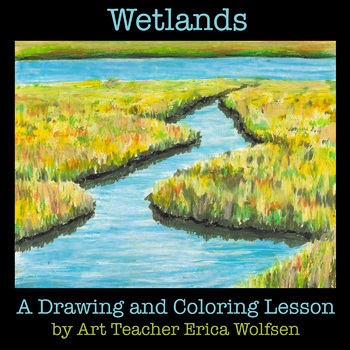Learn to Draw Wetlands