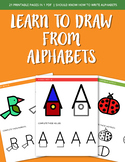 Learn to Draw from Alphabets